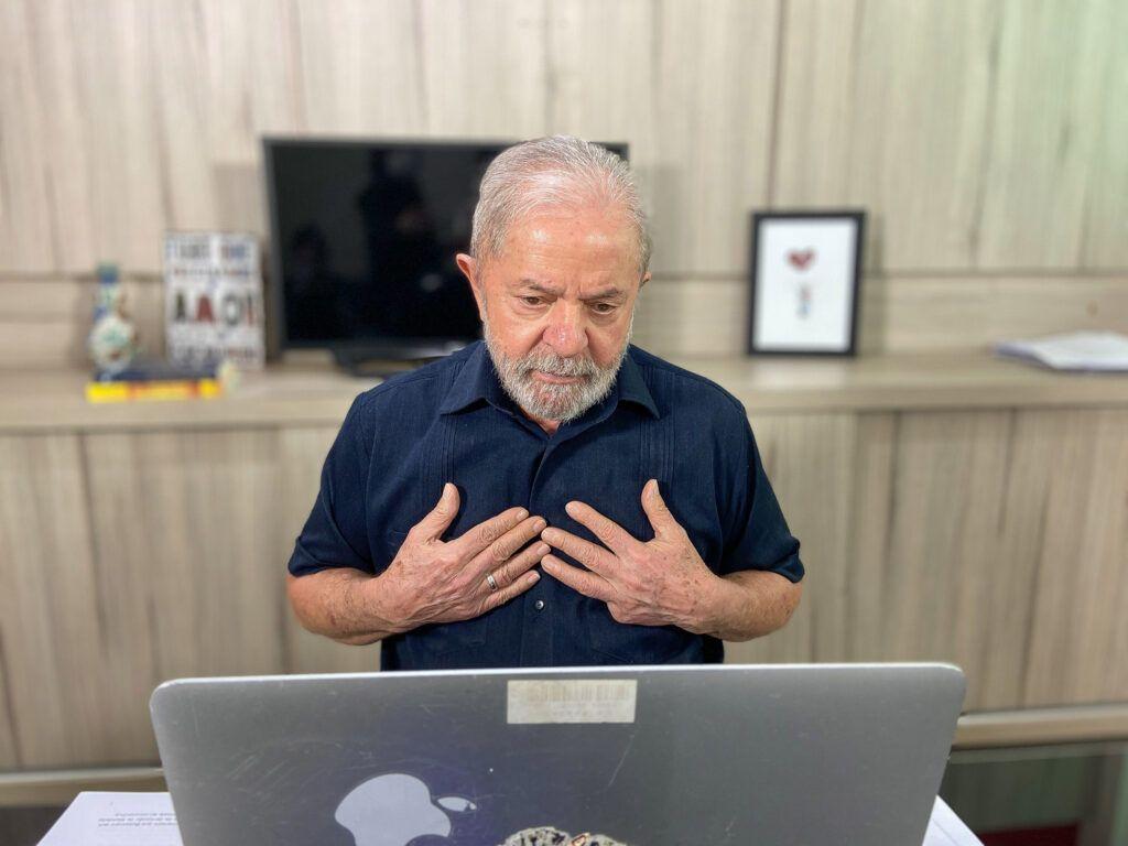 STF decide que processos de Lula vão para a Justiça do DF
