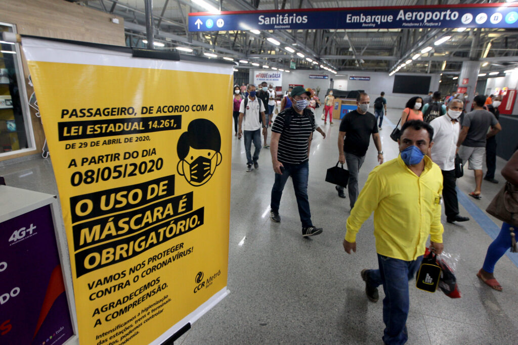 Câmara aprova uso obrigatório de máscara em locais públicos