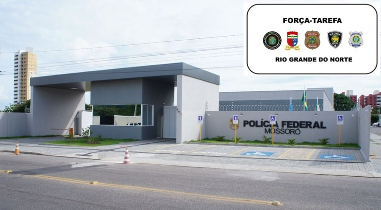 PF prende acusado de praticar furtos contra agências dos Correios no RN