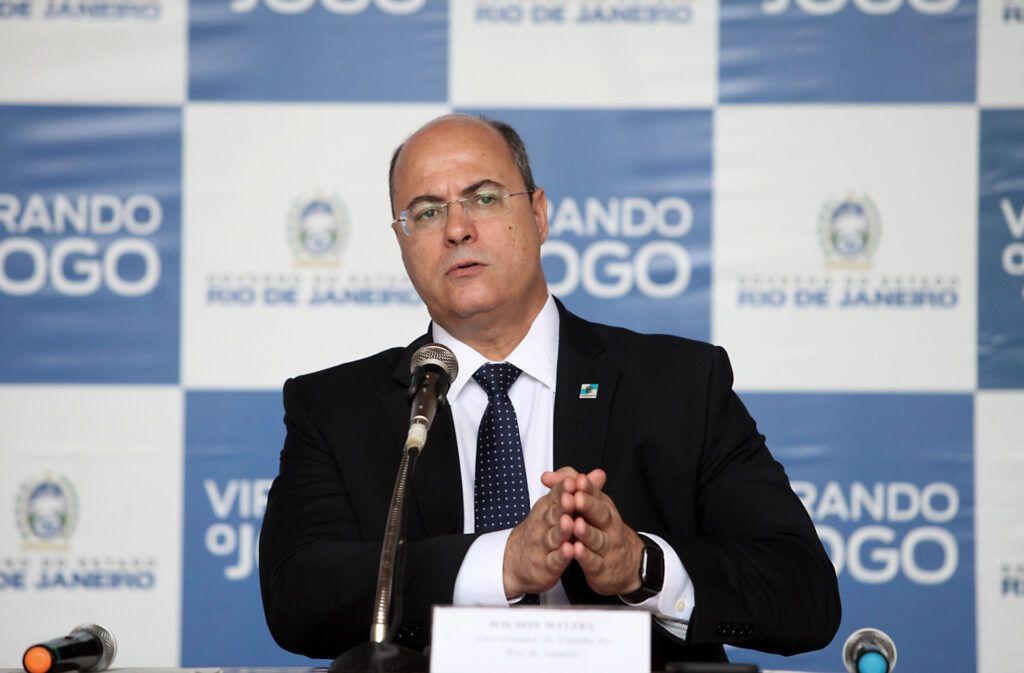 Witzel fala em 'fantasia' e acusa Bolsonaro de perseguição