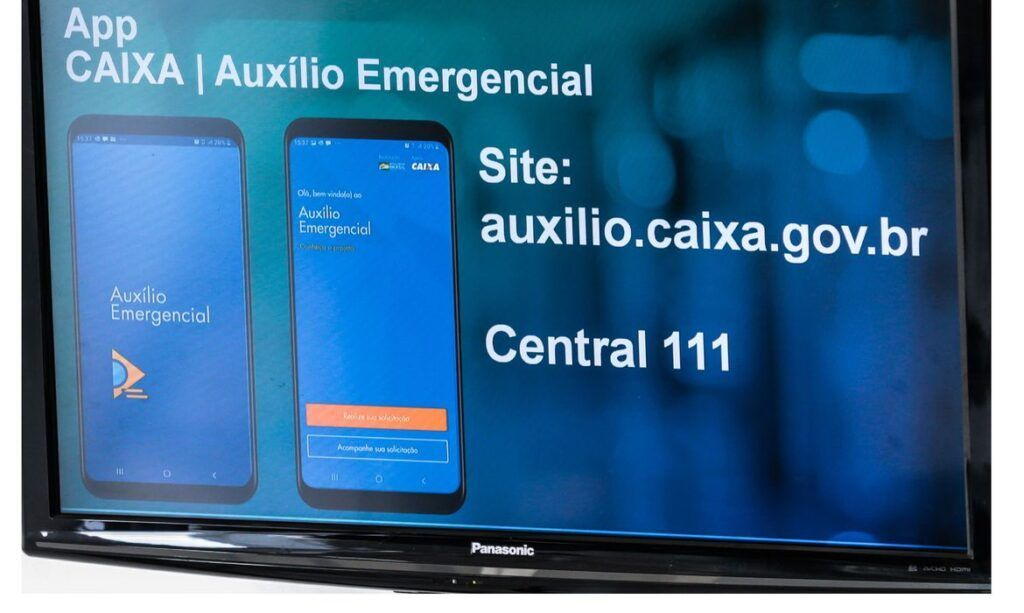 Caixa inicia pagamento do auxílio emergencial em contas dos beneficiários