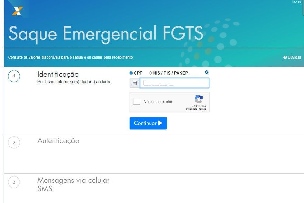 FGTS emergencial: Caixa libera consulta ao valor e data de pagamento