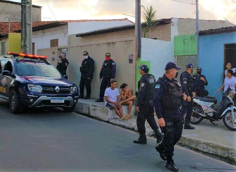 Guarda Municipal resgata criança levada de casa sem autorização da mãe