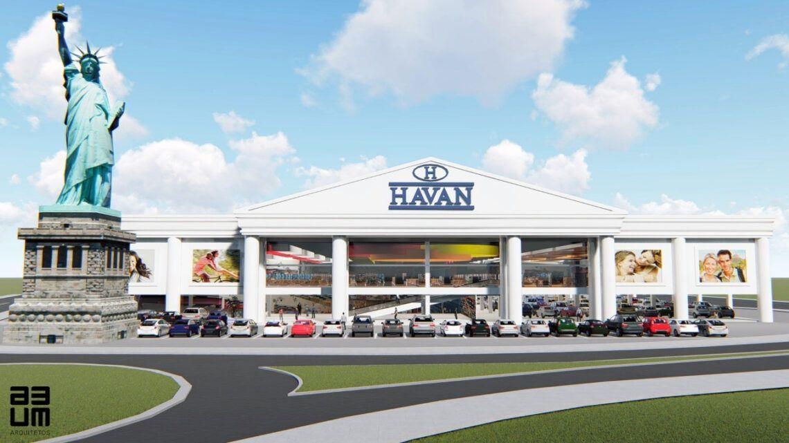 Havan abre banco de currículos para loja que será inaugurada em Natal