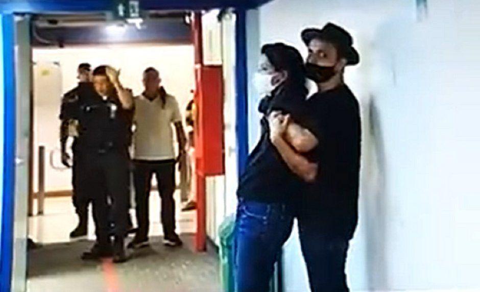 Homem invade Rede Globo, ameaça jornalista com faca e acaba preso