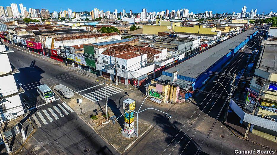 Impactos da Covid-19 na economia do bairro Alecrim é tema de live
