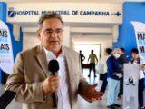MPRN abre investigação contra publicidade da Prefeitura do Natal alvaro dias hospital de campanha