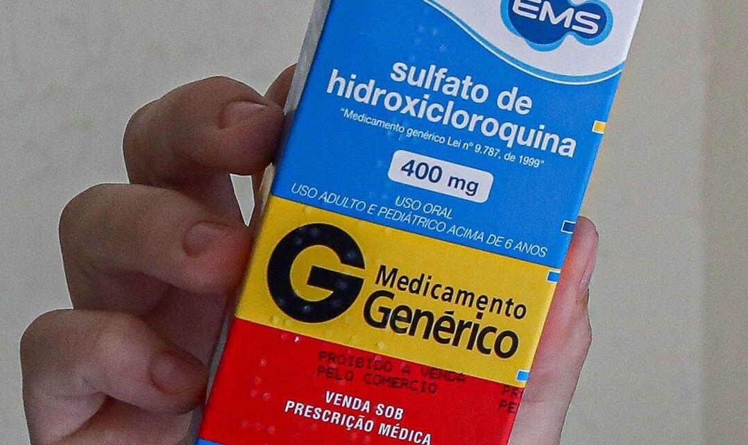 OMS volta atrás e libera testes com hidroxicloroquina