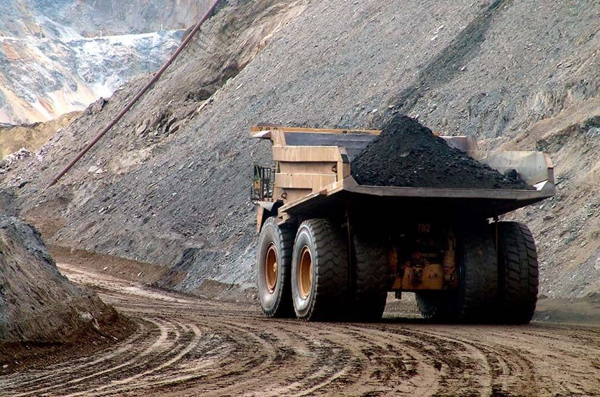 PF combate extração ilegal de minério no RN área degrada equivale a 100 campos de futebol