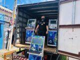 Polícia Civil apreende 17 máquinas caça-níqueis em Macaíba