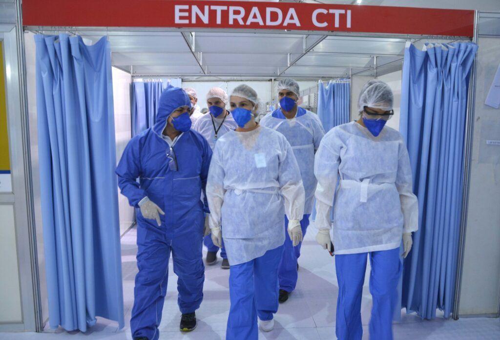 Brasil ultrapassa Itália em número de mortes por Covid-19