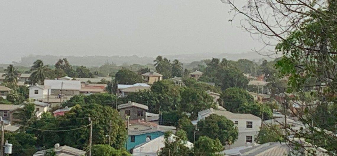 Nuvem de poeira do Saara que chega ao Caribe causa alerta, diz OMM