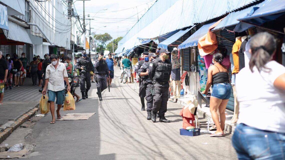 Pacto pela Vida: Operação garante fechamento de comércios no Alecrim