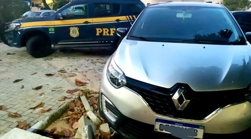 Procurados pela justiça, pai e filho são presos pela PRF em Macaíba