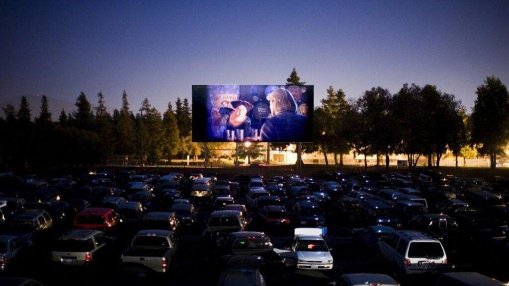 Cine Drive In Natal chega ao estacionamento da Arena das Dunas