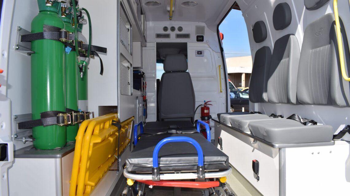 Governo do RN aluga ambulâncias por seis meses e vai pagar R$ 8,5 milhões