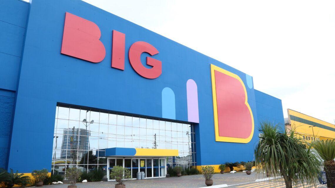 Grupo BIG, ex-Walmart Brasil, abre vagas de emprego no RN