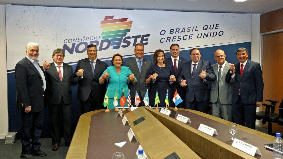 Justiça determina suspensão de repasses do Governo ao Consórcio Nordeste