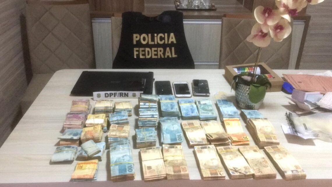 Operação da PF combate contrabando de cigarros no interior do RN