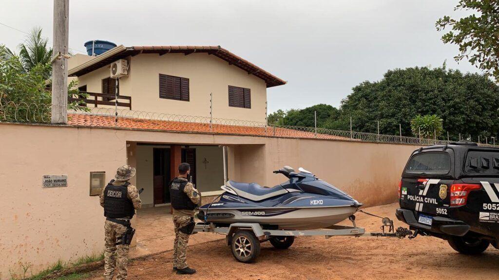 Polícia Civil do rn deflagra operação Alligator prende 8 e sequestra bens avaliados em R$ 2 milhões