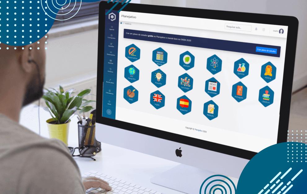 Startup potiguar oferece plataforma de estudos para o Enem