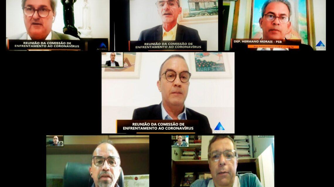 """Covid-19: Kelps Lima critica Álvaro Dias por recomendar remédio """"com fim político-eleitoral"""""""