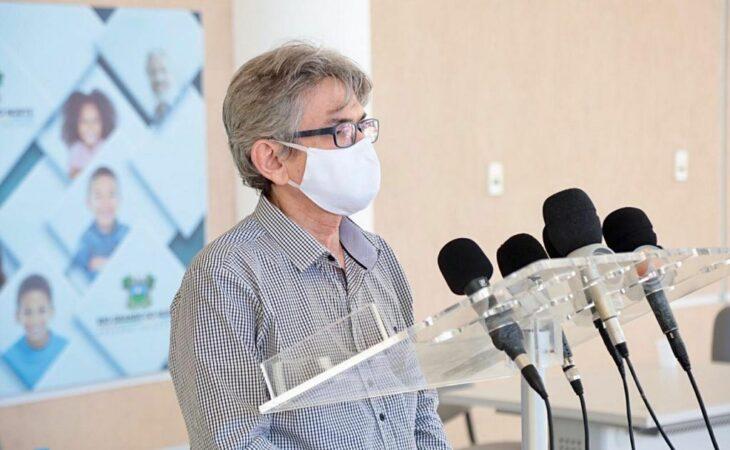 'Precisamos voltar a restringir', diz secretário de Saúde do RN