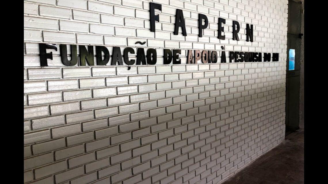 Fapern e Sead abrem processo seletivo para 37 bolsas de pesquisa