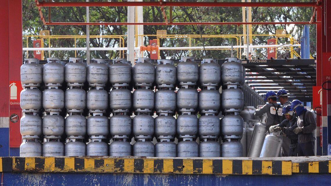 Gás de cozinha terá reajuste de 5% no Rio Grande do Norte