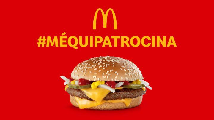 McDonald's vai dar sanduíche de graça para quem pediu patrocínio da marca