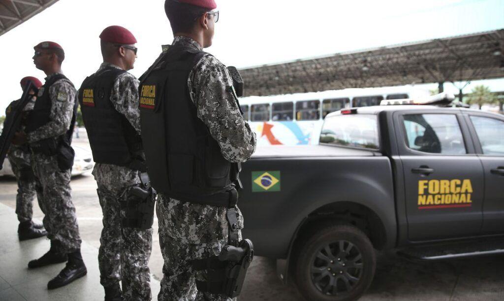 Ministério prorroga presença da Força Nacional em Mossoró