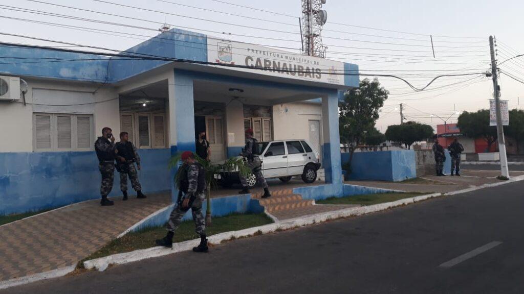 Operação do MP apura fraudes na Prefeitura de Carnaubais; prefeito é afastado do cargo