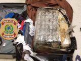 PF prende homem com quase 16 kg de maconha no Aeroporto de Natal