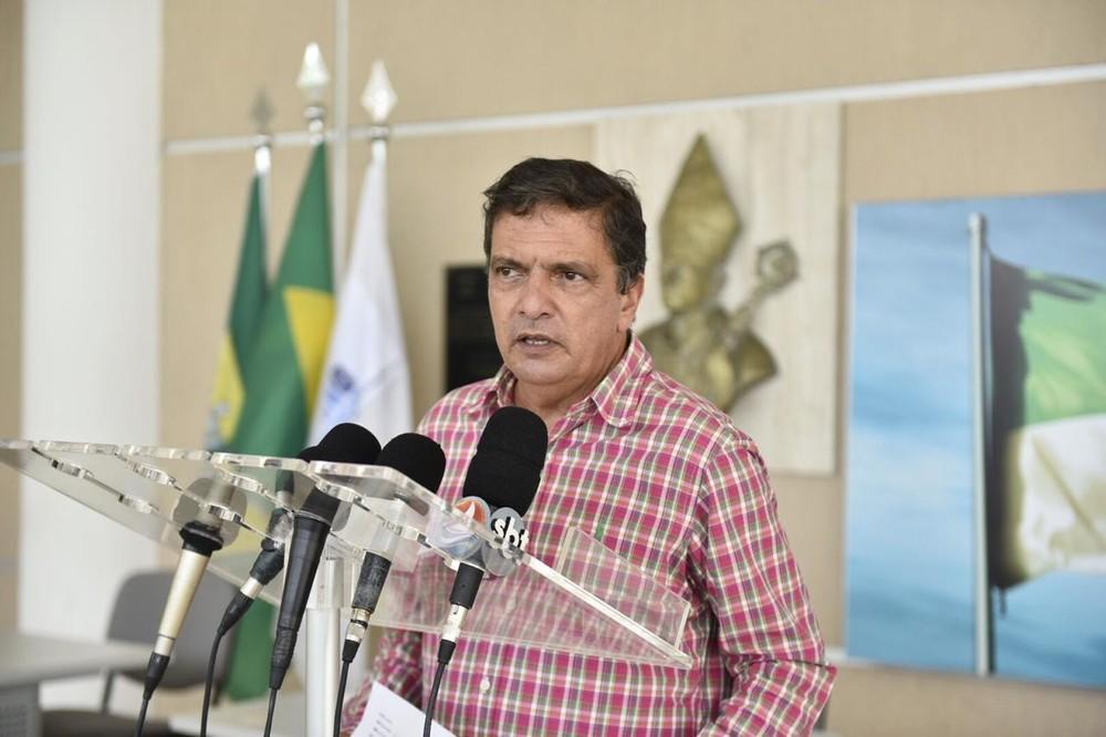 Petrônio Spinelli deixa cargo de secretário adjunto da Sesap