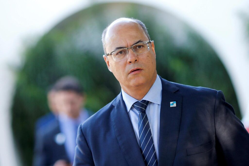 STJ afasta Witzel do cargo de governador do Rio de Janeiro