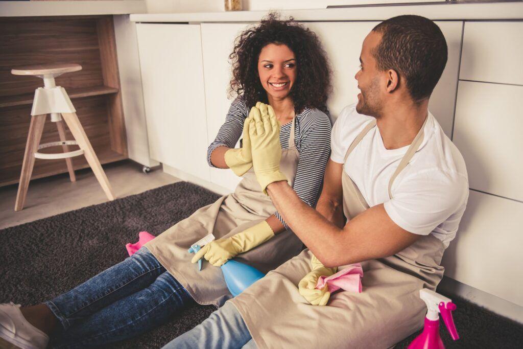 Sem stress: tarefa doméstica é um dever de todos