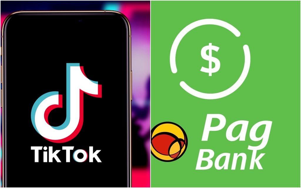 TikTok e PagSeguro anunciam parceria