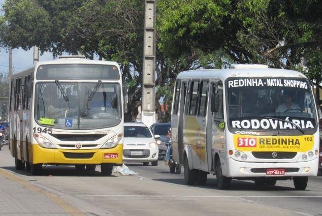 Acordo entre Defensoria e STTU prevê frota de ônibus de 70% em Natal