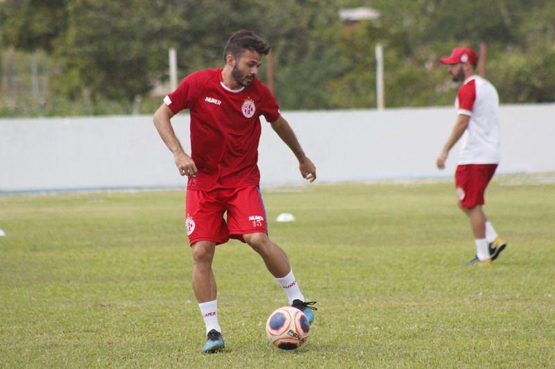 Anderson Paraíba espera ajudar o América-RN na Série D