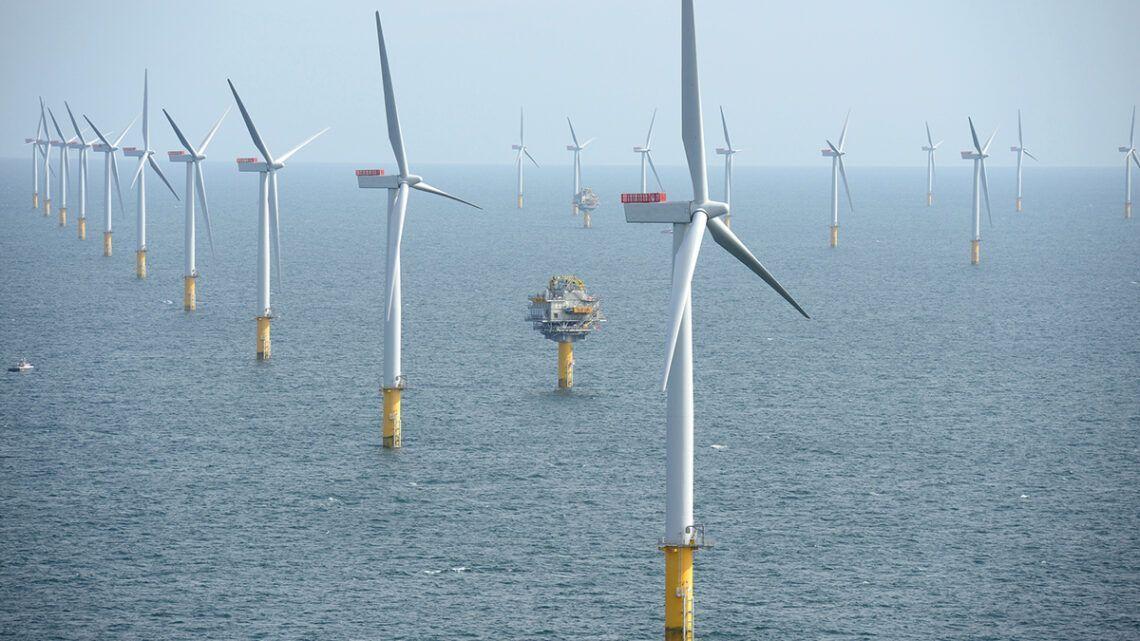 BI Energia prepara instalação de parque eólico no mar do RN