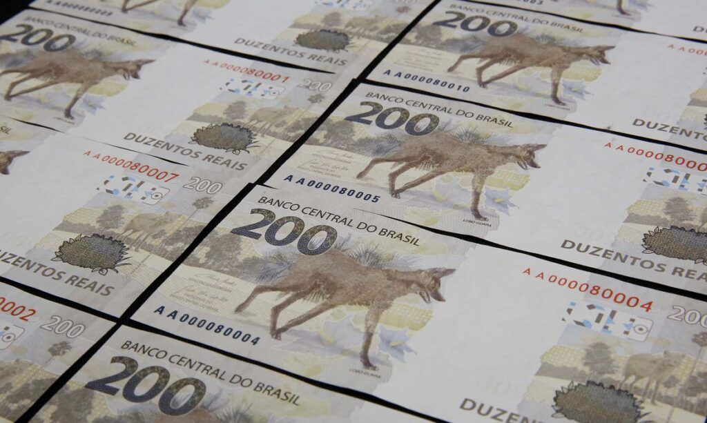 Banco Central apresenta cédula de R$ 200