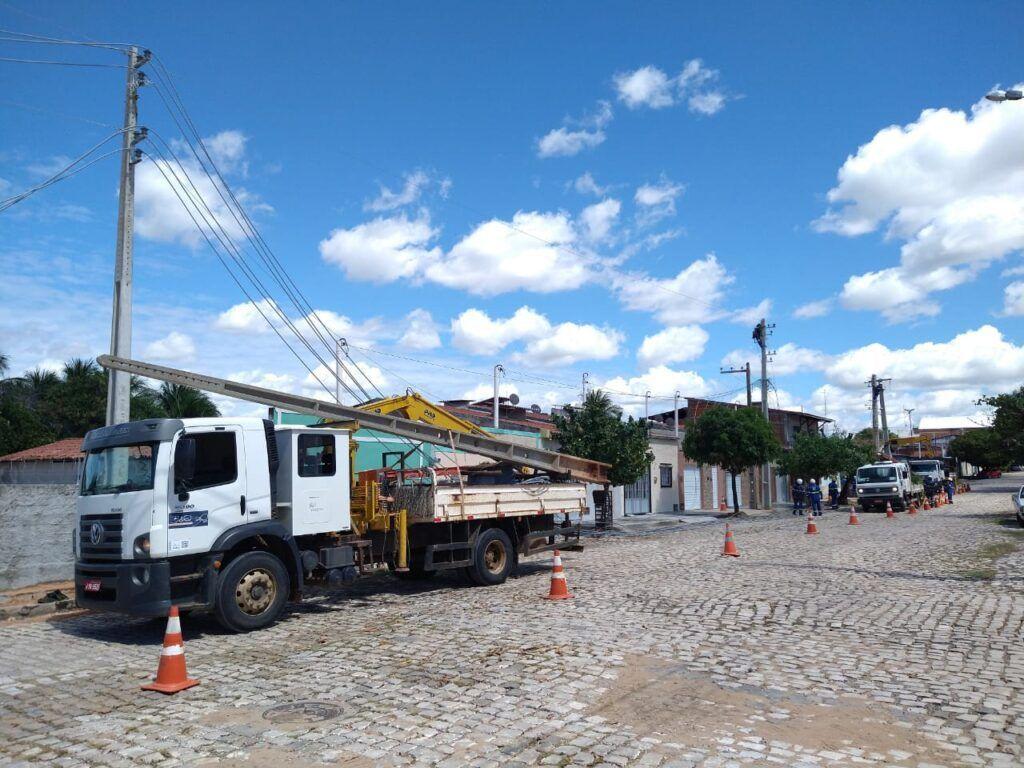 Cosern amplia rede elétrica em Apodi