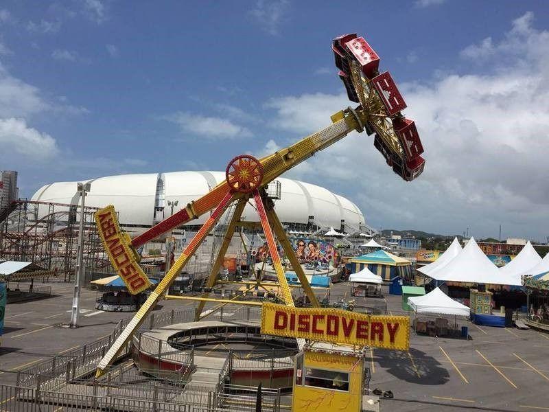 Decreto libera funcionamento de circos e parques de diversão em Natal