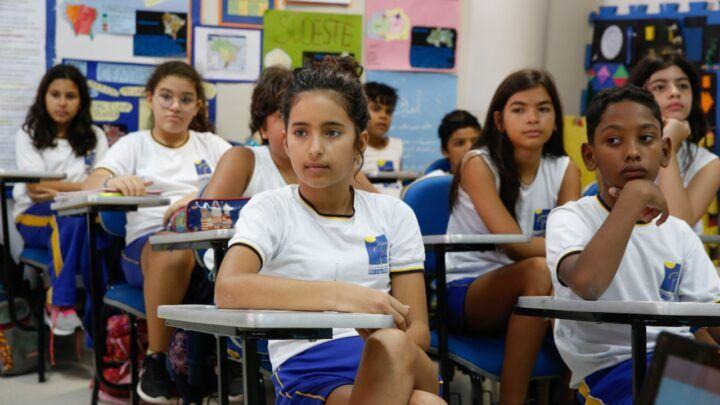 Escola Infantil da UFRN supera meta nacional da Educação Básica
