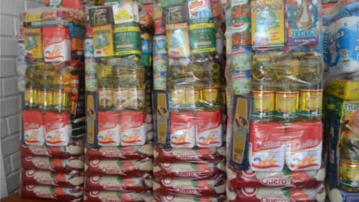 """Governo inicia distribuição de cestas básicas do """"RN Chega Junto"""""""