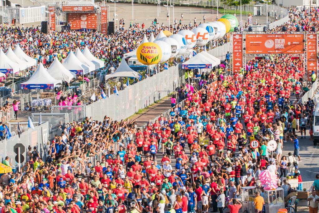 Meia Maratona do Sol é adiada para 2021