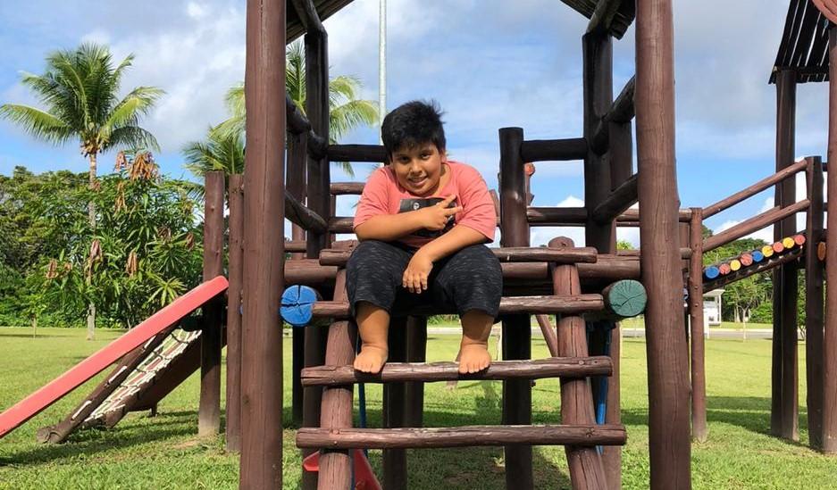 Pequeno notável: garoto de 12 anos ensina que deficiência não é motivo de tristeza