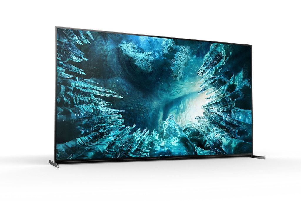 Sony apresenta nova TV 8K XBR-75Z8H