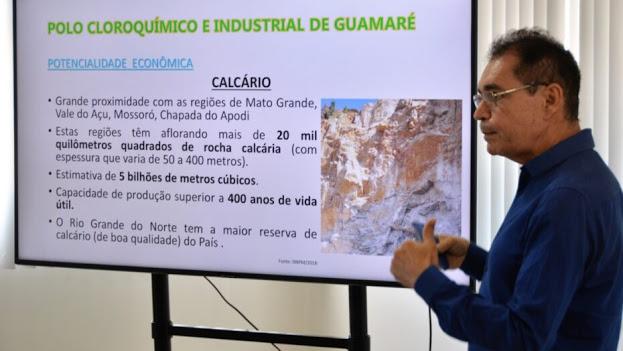 TFB Energy pretende investir US$ 2,5 bilhões em Polo Petroquímico no município de Guamaré