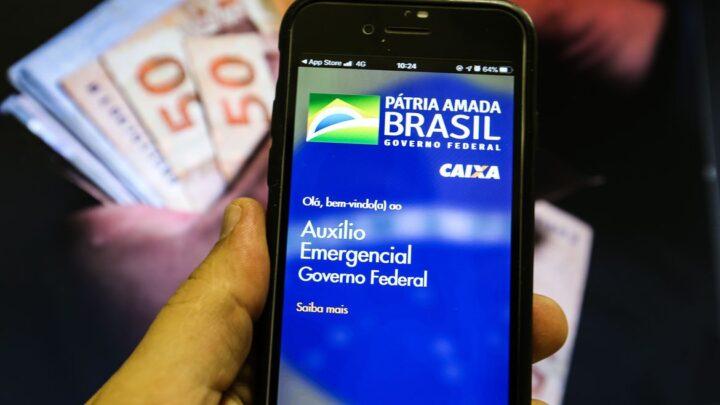 Começa hoje o pagamento do último auxílio emergencial de R$ 300 ou R$ 600